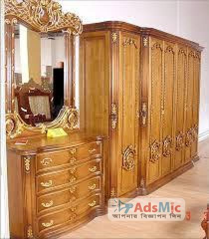 Showcase Original chittagong sagun wood moghol design made code 349