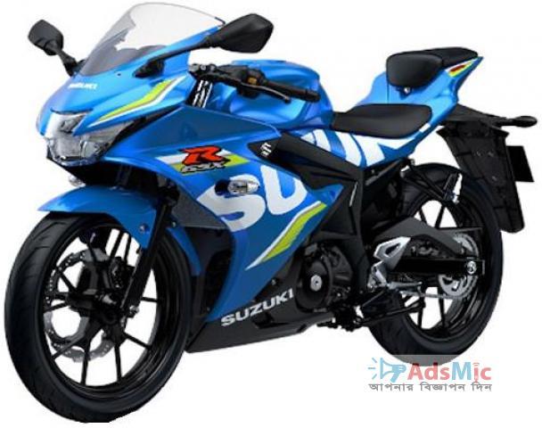 Suzuki GSX-R150 DD