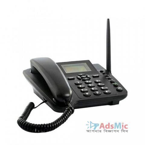 TDK KT900+ Dual SIM GSM Corded Telephone Set