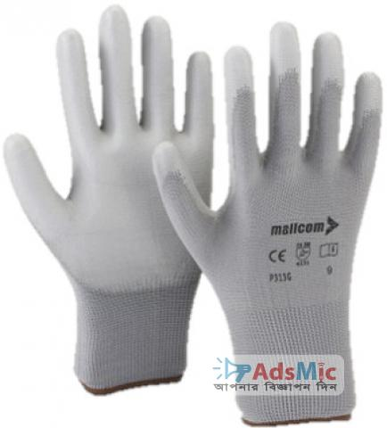 Mallcom Cut Resistant Gloves with Level 5 Protection