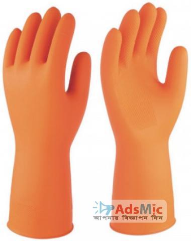 Medical Rubber Hand Gloves