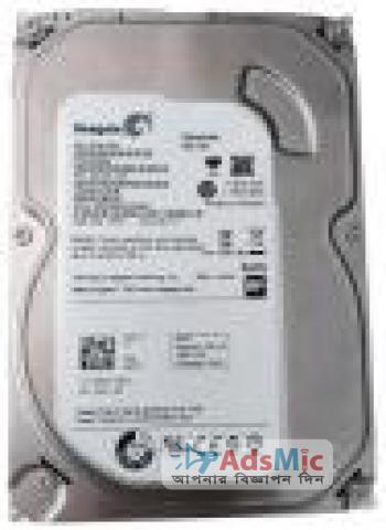 Seagate Barracuda ST500DM002 500GB Desktop HDD