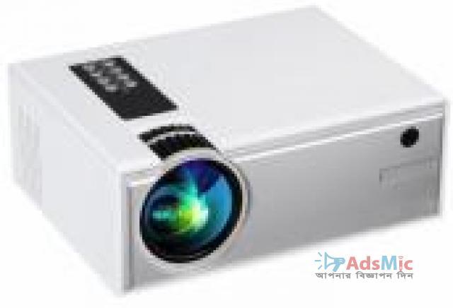 Cheerlux C8 Mini LED TV Projector