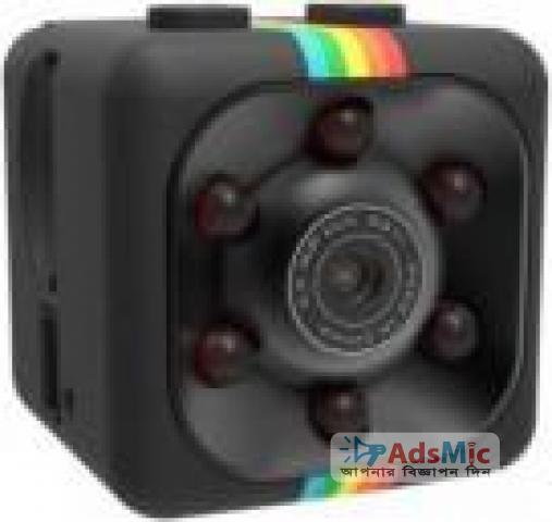 Mini Night Vision Spy Camera SQ11