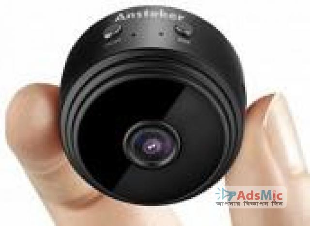 Ansteker A9 Night Vision Hidden Wireless IP Camera