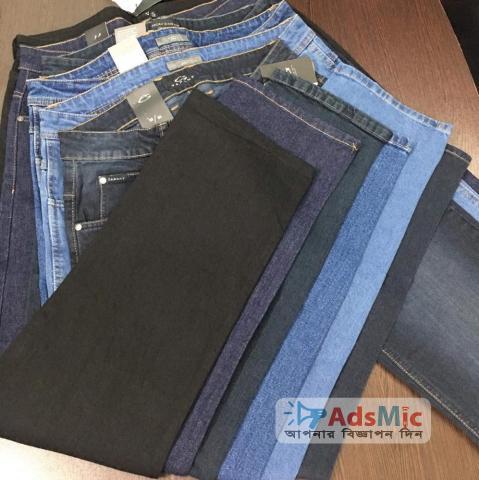 Export jeans pant in bangladesh